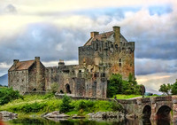SCOTLAND #1 - CASTLES AND RUINS(AUGUST 2013)